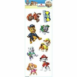 Paw Patrol Kids Room Removable Wall Decals Set of 8 Decals