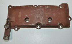 Onc Evinrude Johnson Exhaust Cover Plate Part 203374 0203374