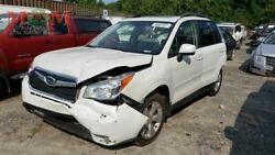 Engine 2.5l Vin A 6th Digit Pzev Emissions Automatic Fits 16 Forester 2060684