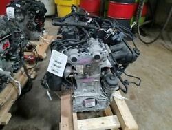 Engine 3.0l Vin 90 4th And 5th Digit B6304t4 Turbo Fits 15-16 Volvo S60 1466751