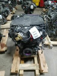 Engine 204 Type C350 Coupe Awd Fits 13-15 Mercedes C-class 1474214