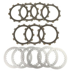 Clutch Kit Steel And Friction Plates For Yamaha Xs750 1977-1979 Xs750 Se 1979-1980