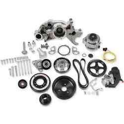 Holley 20-181 Ls Premium Mid-mount Race Accessory Drive Kit Fits All Ls Engines