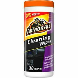 Armor All Car Interior Cleaner Wipes for Dirt amp; Dust Cleaning for Cars amp; Truck