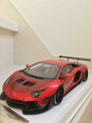Lb- Made By Juc Aventador Limited 1/18 Limited
