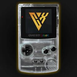 Gameboy Color Presidential Edition Clear