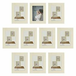 Wallniture Craft Wooden Picture Frames 5x7 Unfinished Wood For Kids Arts And ...