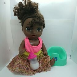 Baby Alive - Potty Dance - Interactive Doll- Says 50+ Words, Phrases, And Songs.