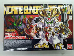 Bandai Bb Warrior Legend The Second Generation Of Great General