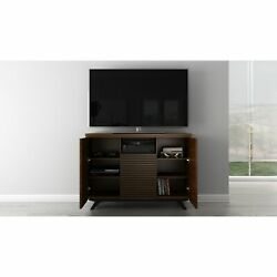 Tango-st 47 Inch Wooden Tv Stand And Media Dresser - 47 Cherry Mid-century Moder