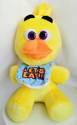 Five Nights At Freddyand039s Fnaf 2015 Chica Authentic Sanshee Genuine Collector Nwot
