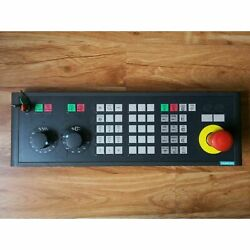 1pc Used 6fc5 203-0af22-1aa2 Control Panel 6fc5203-0af22-1aa2 Tested