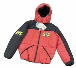 Hysteric Glamour X Wind And Sea 20aw Primaloft Hoodie Down Jacket Ia267