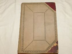 Vintage 1913-1915 Large 14 X 9 1/2 X 2 1/2 Receipt Invoices Book From Ny Farm