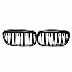 Front Grill Mesh F45 Black Replacement For Bmw 2 Series 5- Active M5g3