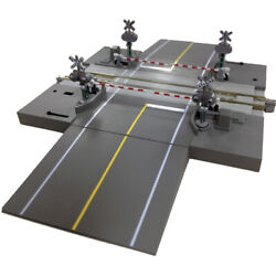 New Kato Unitrack Na Style Automatic Crossing Gate N Scale Free Us Ship
