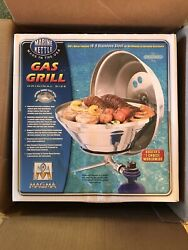 Boat Nib Grill Magma West Marine Kettle Stainless Steel 14.5 Propane Bbq Gas Rv
