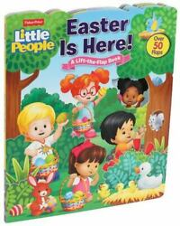 Fisher Price Lift-the-flap Ser. Fisher-price Little People Easter Is Here...
