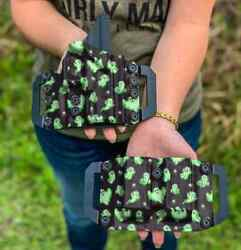 Burly Man Tactical Owb Holster And Mag Carriers Fits Glocks Spooky Ghosts