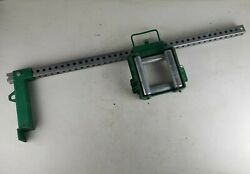 Greenlee Ctr200 02797 Heavy Duty Cable Tray Roller - Used