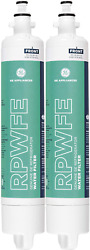 Ge Rpwfe Refrigerator Water Filter White Green Pack Of 1