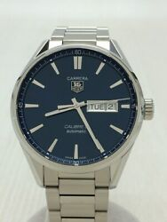 Tagheuer Self-winding Watch/analog/stainless/nvy/2020/02/oh