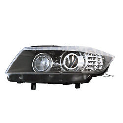New Head Lamp Lens And Housing Driver Side Hid W/auto Adj 114-50855l
