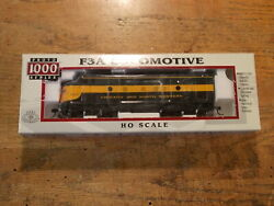 Proto 1000 Series 4064 8160 F3a Chicago And North Western Ho Scale Locomotive