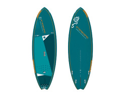 Starboard Pro 6andlsquo8andldquo Blue Carbon Sup