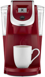 Keurig K250 Coffee Maker, Single Serve K-cup Pod Coffee Brewer, With Strength Co