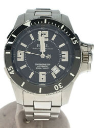 Ball Watch/self-winding Watch/analog/stainless/black/silver/dm2136a 61