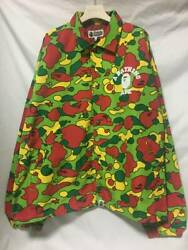 A Bathing Ape 2021 Sta Camo Relaxed Fit Coach Jacket Psyche Camo Psyche