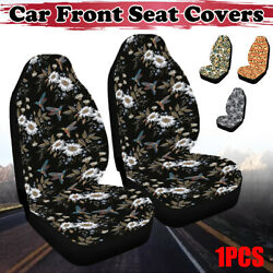 1pc Universal Auto Car Front Seat Covers High Back Bucket Protector Ma