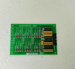 General Electric Ds200plfmg1aaa Pc Board Assembly Gate Driver
