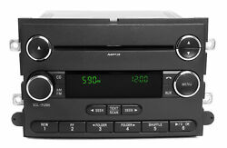 Ford Expedition 2008-2009 Am Fm Mp3 Single Disc Cd Player Radio 8l1t-18c869-cb