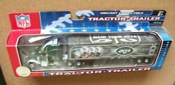 2006 Ny N.y. New York Jets Tractor-trailer Truck Semi Nfl
