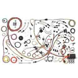 American Autowire 510662 Classic Update Wiring Kit 1971-1973 Ford Mustang