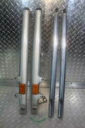 2001 Bmw R1200c Independent Showa Front Forks Set Pair