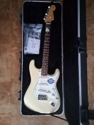 Fender Usa Electric Guitar W/ Case From Japan