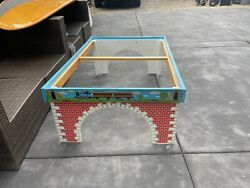 Island Of Sodor Thomas The Train Wooden Table No Playboard Top