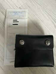 Chrome Hearts Japan Sold-out Models Big Spoon Purse With Original Invoice