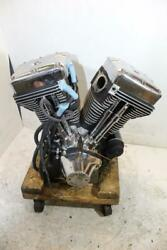 1987 Harley Electra Glide Ultima 140ci Engine Motor Unknown Miles Read