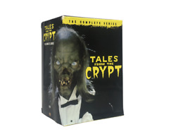 Tales From The Crypt The Complete Series 1-7 20 Dvd New Sealed Box Set
