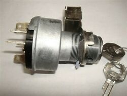 New Ignition Switch And Lock 65 1965 Chevrolet Models Chevelle Impala And Corvette