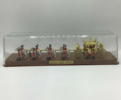 Royal State Coach Display Model Crescent Toy Company The Crown Royal Coronation
