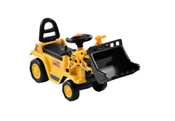 Toy Tractors For Kids Ride On Excavator - Digger Scooter Tractor Toys Bulldozer