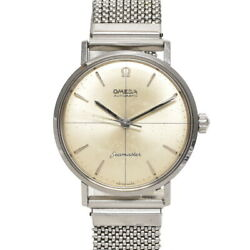 Omega Seamaster Antique Self-winding Menand039s Watches Silver