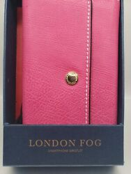 Wallet for Women by London Fog Wristlet for Smartphone. New in box. $50.50