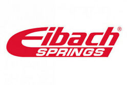 Coilover Adjustable Spring Lowering Kit-prs Eibach 82105.711