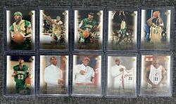 2003-04 Upper Deck Lebron James Opened 32 Card Box Set Mint Condition Rcandrsquos🔥